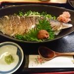 米作 - 炙りしめ鯖丼