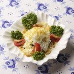 ペレストロイカ - スラブ風サラダ ロシアで古くから伝わる伝統料理です!味に自信あります!
