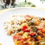 アクア ヴィーノ - ヘルシーな玄米プレートランチは、食べるだけで午後から元気になりそう☆