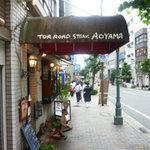 ステーキアオヤマ -