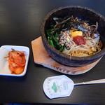韓料理 水刺間 - 石焼ビビンバ(ランチ)