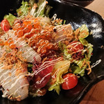 お肉とお魚 まつり - 産地直送!!新鮮海鮮サラダ