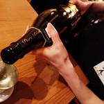 お肉とお魚 まつり - 秋田 山本純米吟醸 ピュアブラック