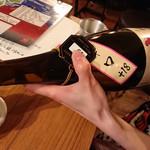 お肉とお魚 まつり - 茨城県 来福 純米吟醸 超辛口