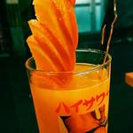 お肉とお魚 まつり - フリージングハイサワーオレンジ