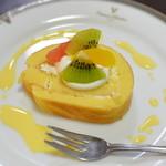ゆう和 - ロールケーキ