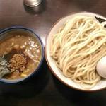 にぼshin. - 【2018/3】つけ麺300g