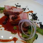 クラシカ表参道 - 米沢豚の頬肉