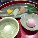 天ぷら  やました - 天ぷらやました(デザート)