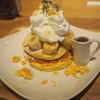 カフェ バイ プレゴ - 料理写真:ぷりんぷりんパンケーキ