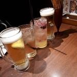 500円ピッツァとワインのお店 GOHAN -