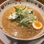 博多担々麺 とり田 - 2018年3月20日