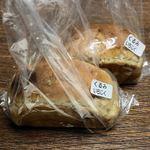 食ぱんの店 春夏秋冬 - ミニ食パン(くるみいちじく)