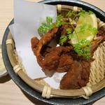 北海道海鮮にほんいち - 北海道産豚軟骨唐揚げ(599円)