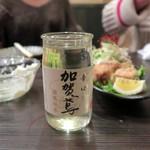 まぐろんち - 加賀鳶 純米辛口
