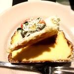 la.Plagne - デザート