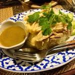 タイの食卓 パクチータイ - カウマンガイ…税込980円