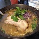 麺やBar 渦 - 湘南湯麺 伽羅-Kyara- 味噌ラーメン900円