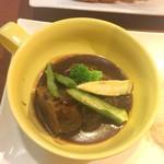 Koume - 牛肉のワイン煮込み
