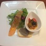 Koume - 前菜3種
