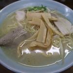 ちどり - 料理写真:中華そばです☆ 2018-0331訪問