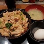 伝説のすた丼屋 - 【2018/3】ミニすた丼