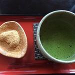 尾道 甘味処 さくら茶屋  - お抹茶