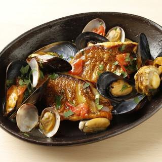 週替わりランチスタート!!今週は。。『お魚料理』