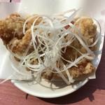永斗麺 - 唐揚げ
