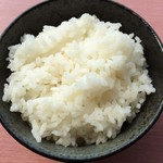 永斗麺 - ライス