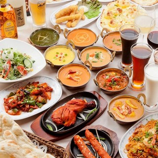 熱々出来立てのお料理が食べ放題!大人気のオーダーバイキング♪