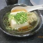 酒々菜々 遊た~ん - 遊豆腐(湯豆腐)