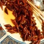 83381321 - 鶏肉の唐辛子炒めの大量の唐辛子 食べられます(汗)