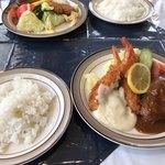 ル・レガル - 料理写真:この日のA・Bランチ