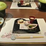 下田セントラルホテル - 前菜盛り合わせ