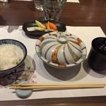 下田セントラルホテル - キヌヒカリの食事
