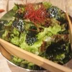 極たれ - チョレギサラダ