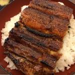 はせべ - うな丼松、2700円はお値打ちだ!