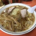 伸龍 - ワンタン麺¥690
