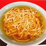 粉工房 イケ麺 - 宇宙一辛い沖縄そば コスモ(880円)