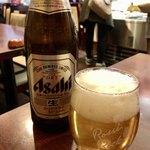 湯火功夫 麻辣湯 - 瓶ビール