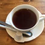 ザグッドベアーバーガー - ホットコーヒー