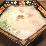一蘭 - ラーメン890円