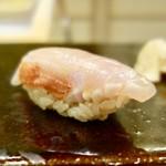 鮨 かんび - [2018/03]寿司⑩ きんめの握り