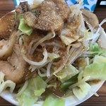 麺家ひまり - 【2018.3.25】まるそば¥750+肉増し¥100