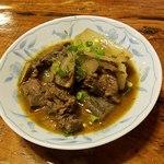 桜鍋 吉し多 - 桜肉のすじ煮