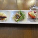 貝柄山ガレット - 料理写真: