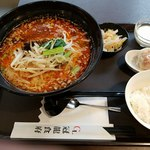 冠龍食府 - 坦々麺です
