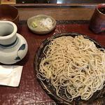 重吉 - 料理写真:せいろの大盛り920円