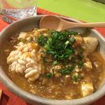 83392212 - 牡蠣と白子の麻婆豆腐